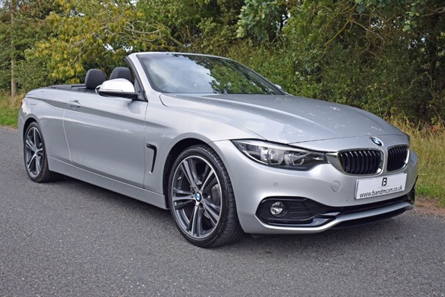 used BMW 420d SPORT in stratford-upon-avon