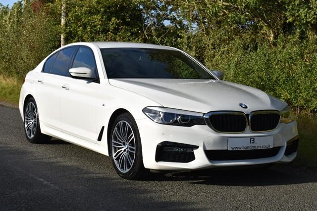 used BMW 520d XDRIVE M SPORT in stratford-upon-avon