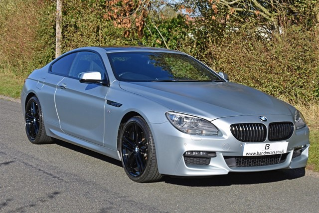 used BMW 640d M SPORT in stratford-upon-avon