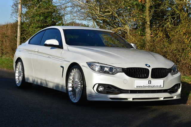 used BMW Alpina D4 3.0 BI-TURBO in stratford-upon-avon