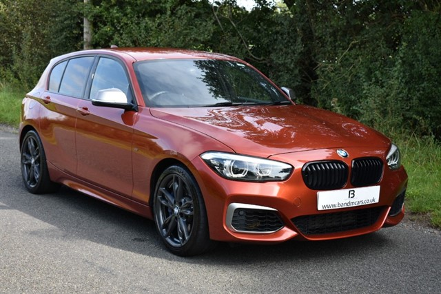 used BMW M140i SHADOW EDITION in stratford-upon-avon