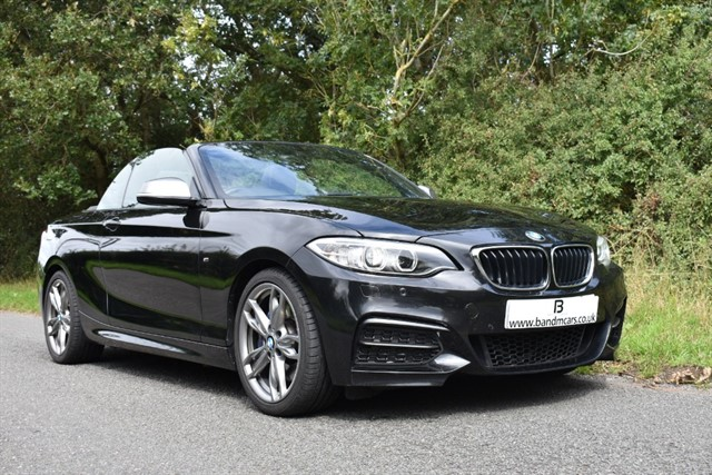 used BMW M240i M Sport in stratford-upon-avon