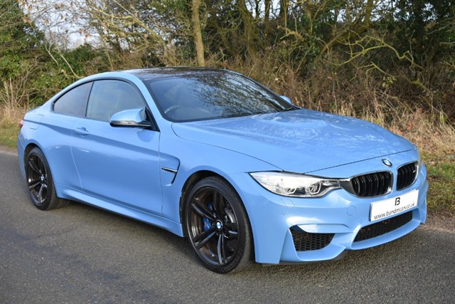 used BMW M4  in stratford-upon-avon