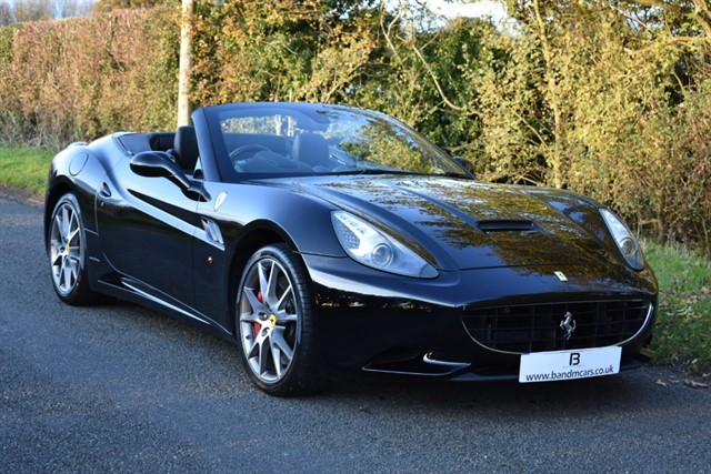 used Ferrari California 2 PLUS 2 in stratford-upon-avon