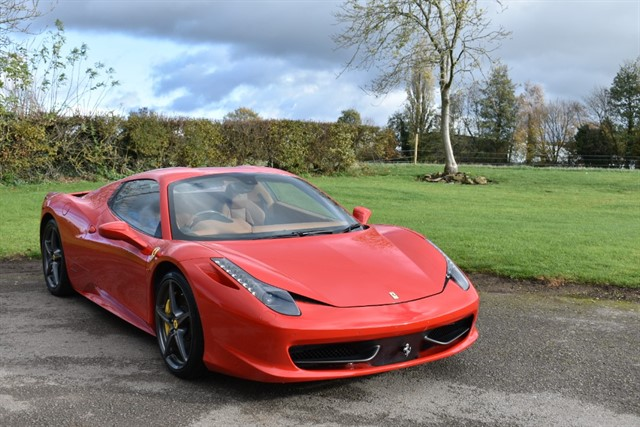 used Ferrari  DCT in stratford-upon-avon