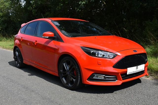 used Ford Focus ST-3 TDCI in stratford-upon-avon