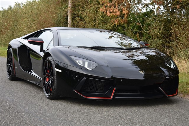 used Lamborghini Aventador LP 700-4 PIRELLI EDITION in stratford-upon-avon