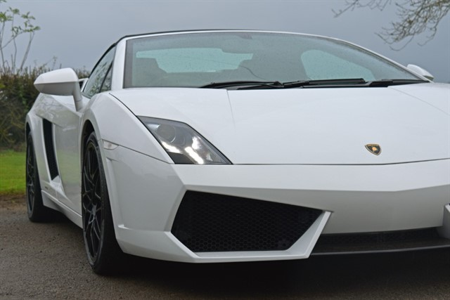 used Lamborghini Gallardo SPYDER in stratford-upon-avon