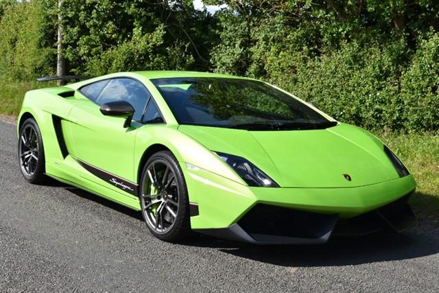used Lamborghini Gallardo SUPERLEGGERA in stratford-upon-avon
