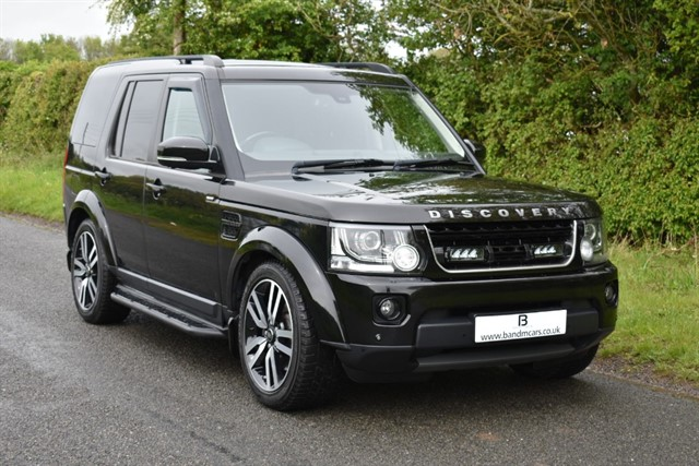 used Land Rover Discovery SDV6 COMMERCIAL XS in stratford-upon-avon