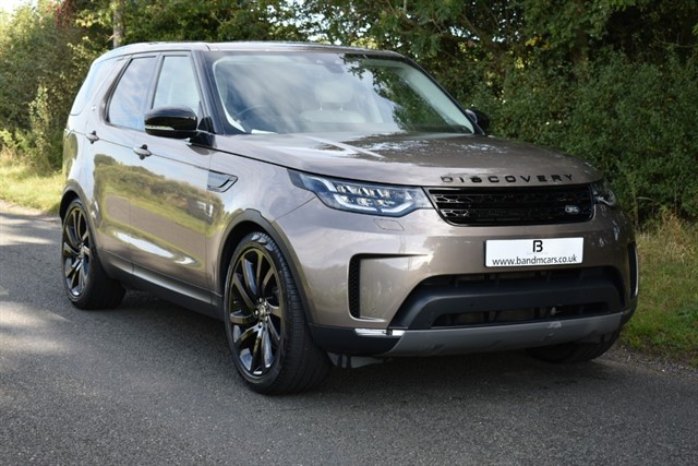 used Land Rover Discovery TD6 HSE in stratford-upon-avon