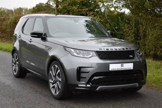 used Land Rover Discovery TD6 HSE LUXURY in stratford-upon-avon