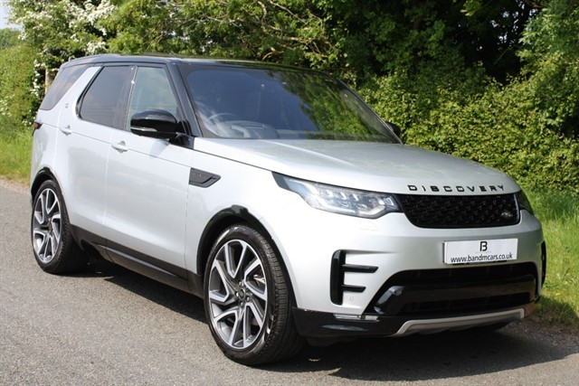 used Land Rover Discovery SI6 HSE LUXURY in stratford-upon-avon