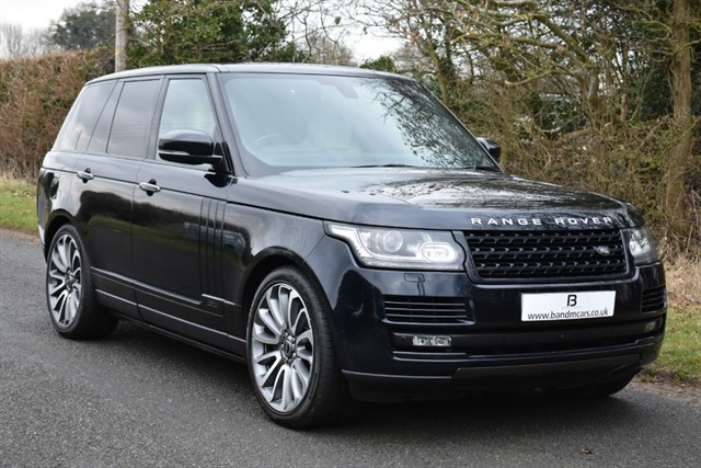 used Land Rover Range Rover SDV6 HEV AUTOBIOGRAPHY in stratford-upon-avon