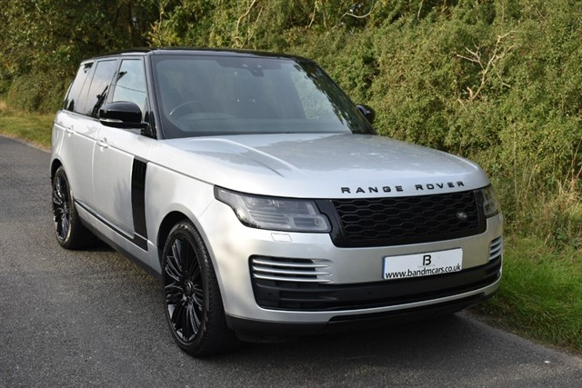 used Land Rover Range Rover SDV6 VOGUE in stratford-upon-avon