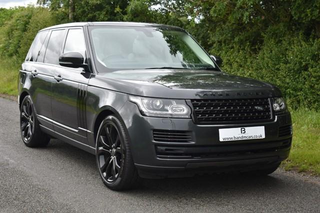 used Land Rover Range Rover TDV6 VOGUE SE in stratford-upon-avon