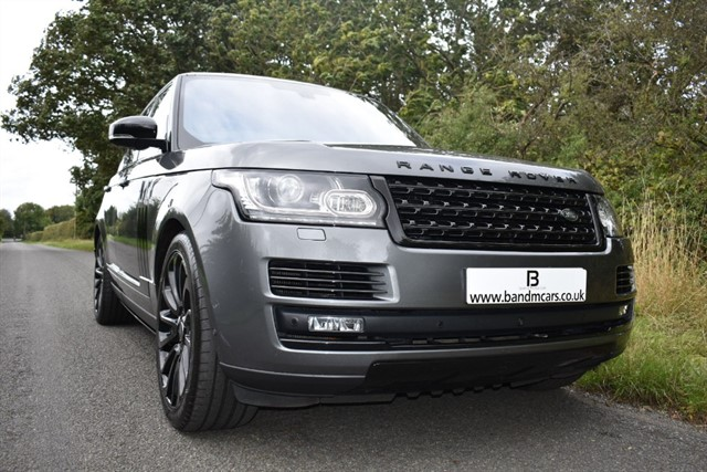 used Land Rover Range Rover TDV6 AUTOBIOGRAPHY in stratford-upon-avon