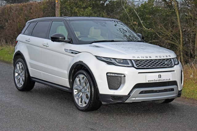 used Land Rover Range Rover Evoque Autobiography in stratford-upon-avon