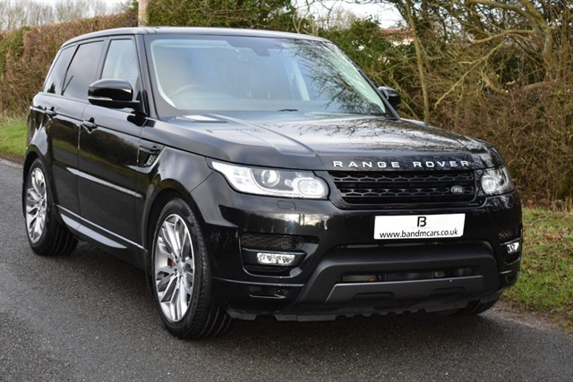 used Land Rover Range Rover Sport SDV6 HSE DYNAMIC in stratford-upon-avon
