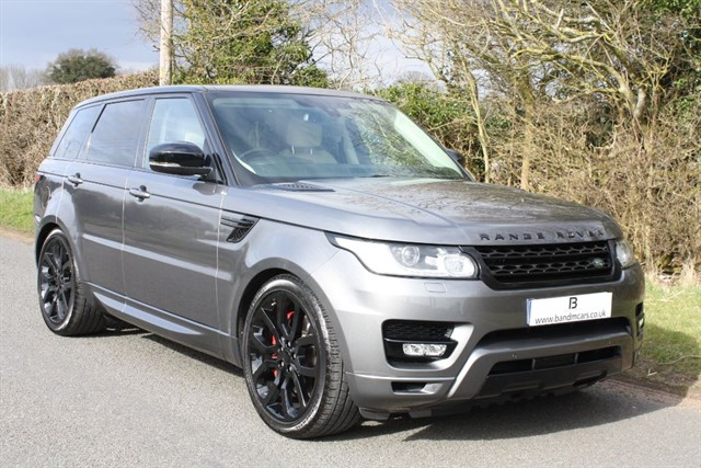 used Land Rover Range Rover Sport SDV6 HSE in stratford-upon-avon