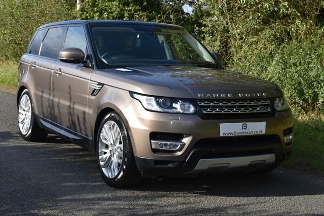 used Land Rover Range Rover Sport SDV6 HSE in stratford-upon-avon