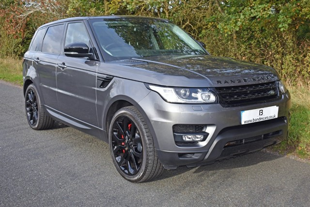 used Land Rover Range Rover Sport HSE Dynamic in stratford-upon-avon
