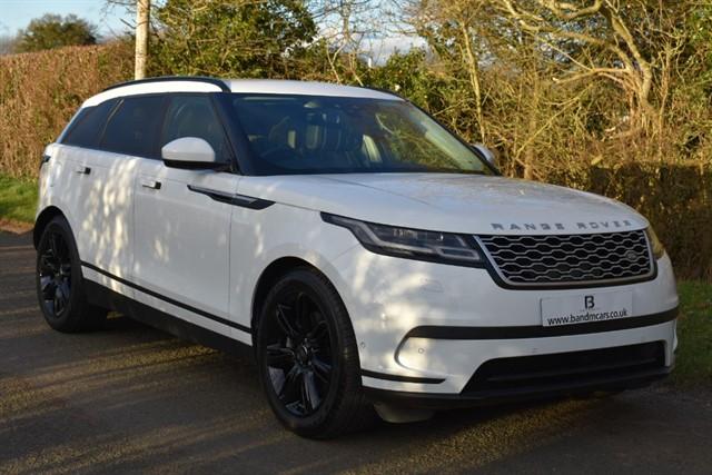 used Land Rover Range Rover Velar SE in stratford-upon-avon