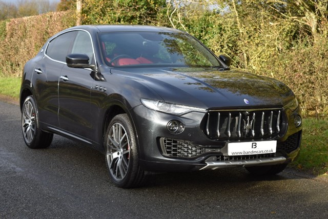 used Maserati Levante D V6 in stratford-upon-avon