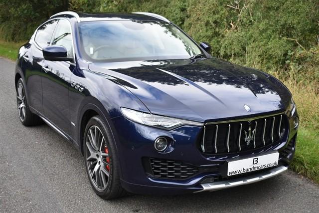 used Maserati Levante S in stratford-upon-avon