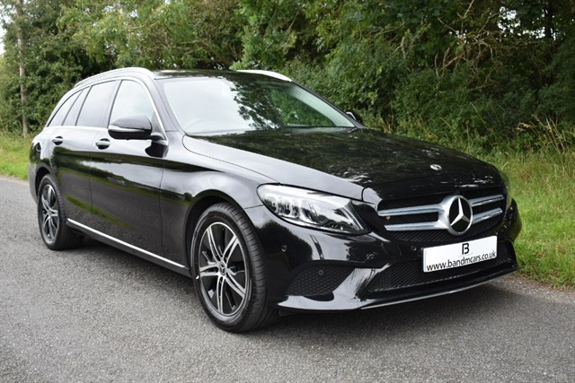 used Mercedes 220 C  D SPORT PREMIUM PLUS in stratford-upon-avon