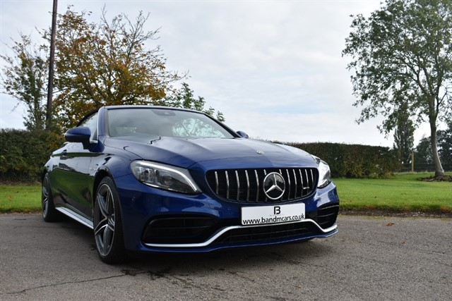 used Mercedes C63 AMG AMG C 63 S in stratford-upon-avon