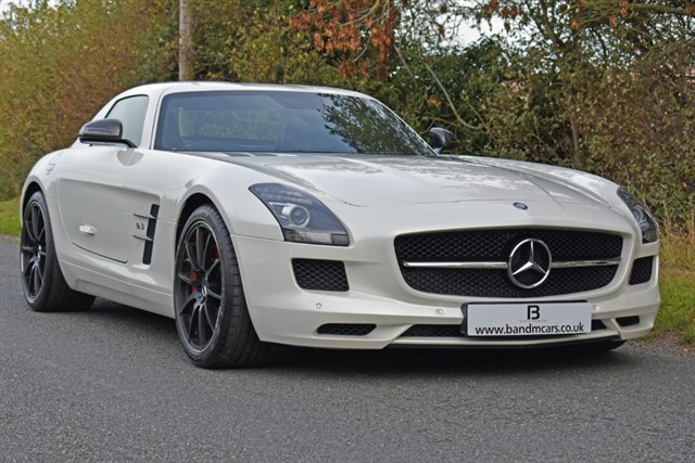 used Mercedes SLS SLS AMG GT in stratford-upon-avon