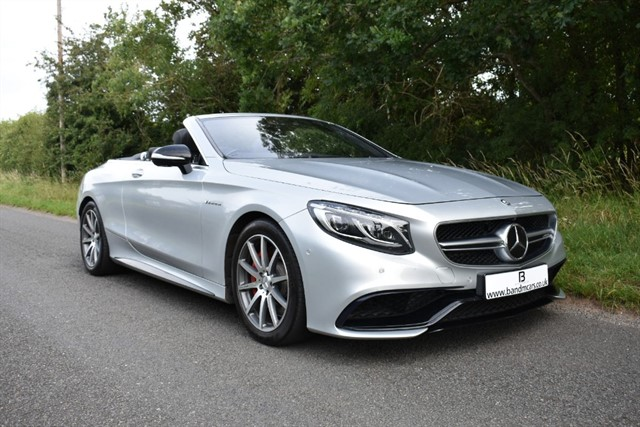used Mercedes  AMG S 63 in stratford-upon-avon