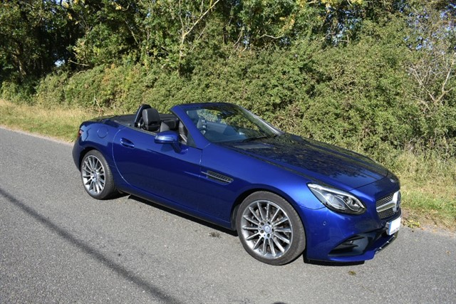 used Mercedes  SLC 300 AMG LINE in stratford-upon-avon