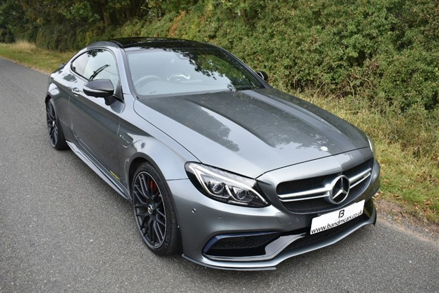 used Mercedes  AMG C 63 S EDITION 1 in stratford-upon-avon