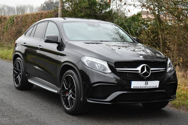 used Mercedes  AMG GLE 63 S 4MATIC PREMIUM in stratford-upon-avon
