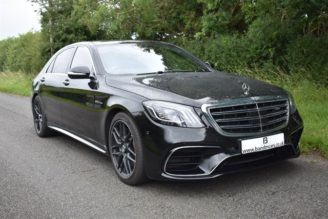 used Mercedes  AMG S 63 L EXECUTIVE in stratford-upon-avon