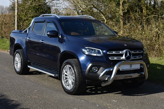 used Mercedes X250 D 4MATIC POWER in stratford-upon-avon