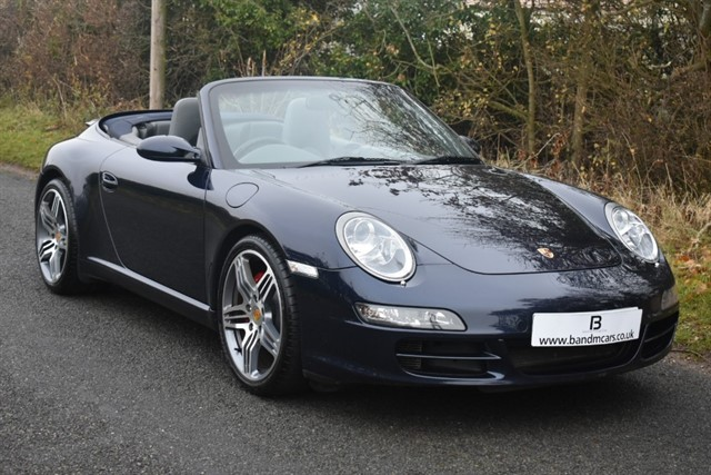 used Porsche 911 Carrera S Tiptronic in stratford-upon-avon