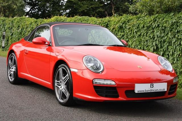 used Porsche 911 CARRERA 2 PDK in stratford-upon-avon