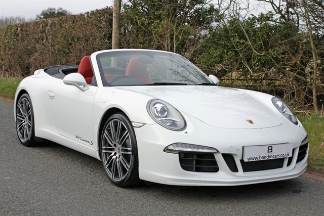 used Porsche 911 CARRERA 2S PDK in stratford-upon-avon