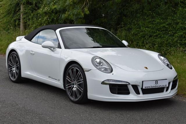 used Porsche 911 CARRERA 2S PDK in stratford-upon-avon