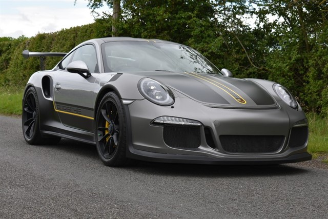 used Porsche 911 GT3 RS PDK in stratford-upon-avon