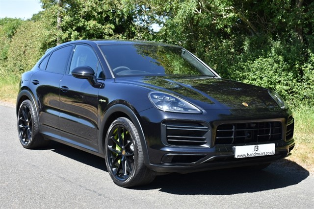 used Porsche Cayenne TURBO S in stratford-upon-avon