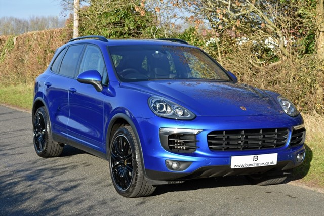 used Porsche Cayenne D V6 TIPTRONIC S in stratford-upon-avon