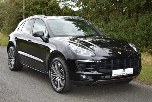 used Porsche Macan D S PDK in stratford-upon-avon