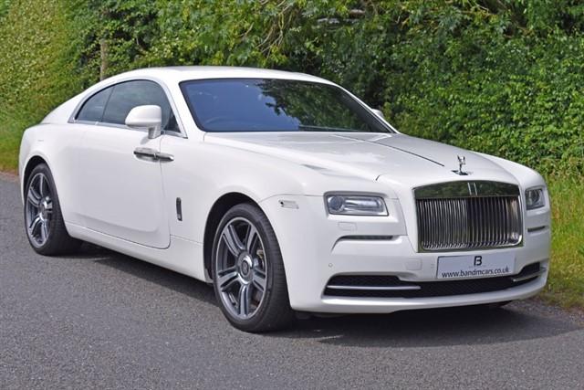 used Rolls-Royce Wraith V12 in stratford-upon-avon