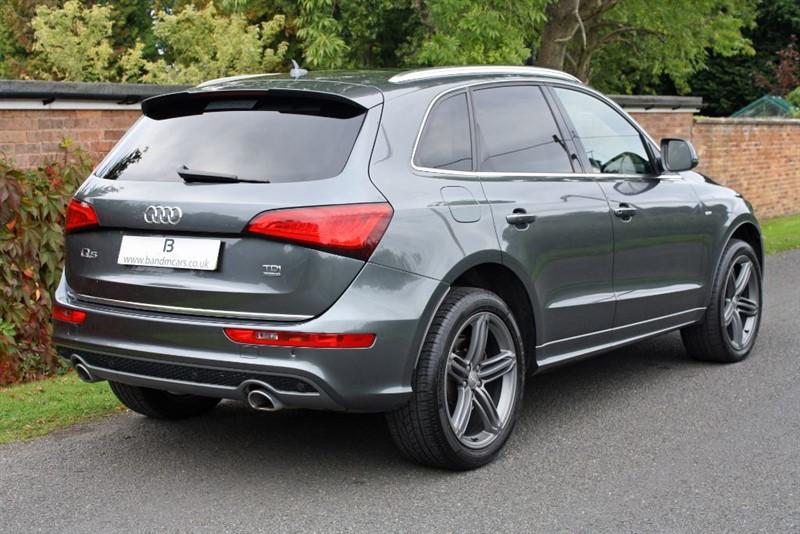 Audi Q5 Tdi Quattro S Line Plus For Sale Stratford Upon