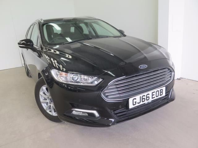 used Ford Mondeo ZETEC ECONETIC TDCI in in-swansea