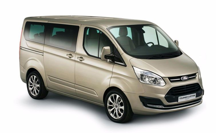 used Ford Tourneo Custom Titanium LWB in in-swansea